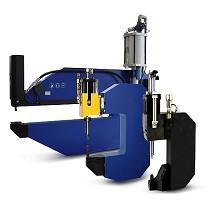 Máquina de clinchado multifunción