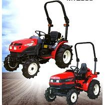 Tractores compactos agrícolas