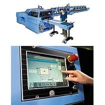 Embuchadora cosedora