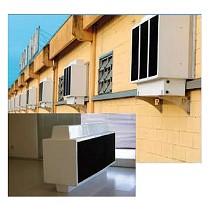 Equipos de refrigeración evaporativa