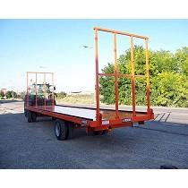 It tow platform galley