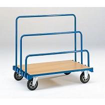 Carro de transporte para planchas