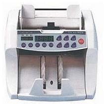 Máquina contadora-detectora de billetes