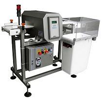 Detector de metales para alimentación
