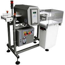 Detector de metales para alimentaci�n