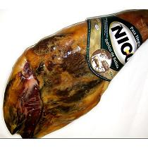Deshuesado de jamón ibérico