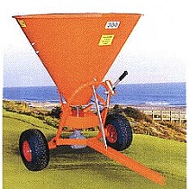 Fertiliser spreaders Of drag