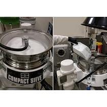 Tamizadora compacta para tamizado de seguridad