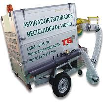 Vacuums-- trituradores-recicladores To engine