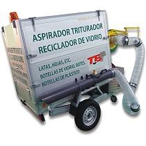 Aspiradors-- trituradores-recicladores a motor
