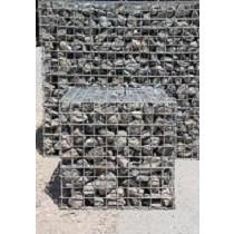 Gaviones y jaulas de piedra