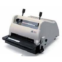 Perforadora / encuadernadora eléctrica