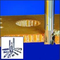 Soluciones para el mecanizado de composites avanzados