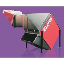 Intercambiador de calor para naves avícolas
