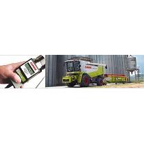 Medidores de la humedad de grano