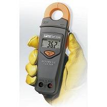 Pinza amperimétrica 400aca con selección automática (inteligente)