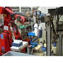 Instalación robotizada