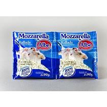 Mozzarella rallada