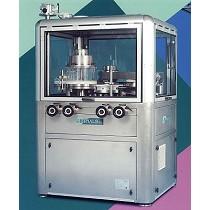 Máquina de comprimir rotativa