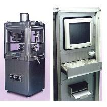 Máquina de comprimir