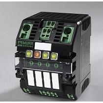 Fusibles electrónicos con alarma y rearmables