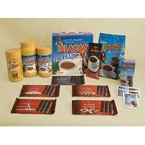 Cacao en polvo y preparados de cacao