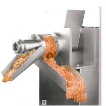 Recuperadora de carne