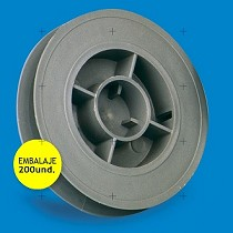 Disco de PVC compacto