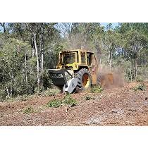 Trituradoras forestales y universales
