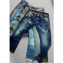 Tecnolog�a para el te�ido de jeans