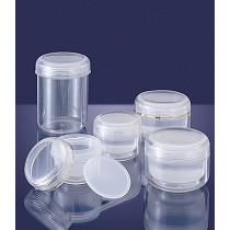 Tarro transparente de 100 - 500 ml