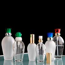 Frasco de cristal de 30 - 100 ml