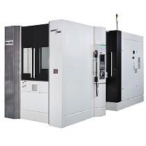 Centro de mecanizado horizontal expandible