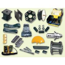 Repuestos para máquinas de asfalto
