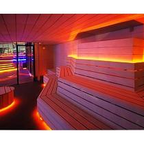 Diseño y personalización de saunas