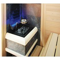 Complementos para saunas