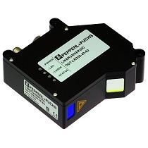 Sensor de luz láser