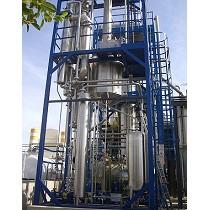 Sistema de destil�laci� de biodi�sel