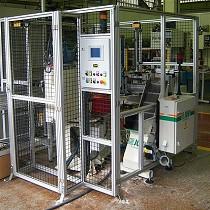 Maquinaria especial para inserción de tornillos