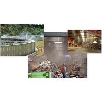 Sistemas de nebulización y de pulverización