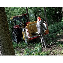 Trituradora de branques