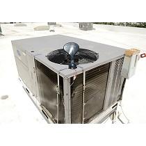 Solución de pre-enfriamiento en aires acondicionados
