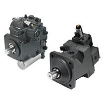 Motor de caudal variable