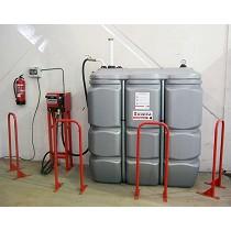 Instalación de almacenamiento y suministro de combustible