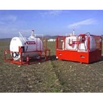 Instalaciones para almacenamiento de combustible