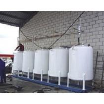Depósitos para carburantes o residuos