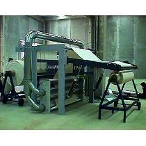 Máquina para limpieza de tejidos