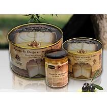 Quesos de oveja curado en aceite de oliva