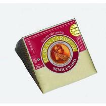 Cu�a de mezcla de queso semicurado
