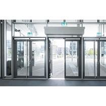 Sistema de puerta batiente